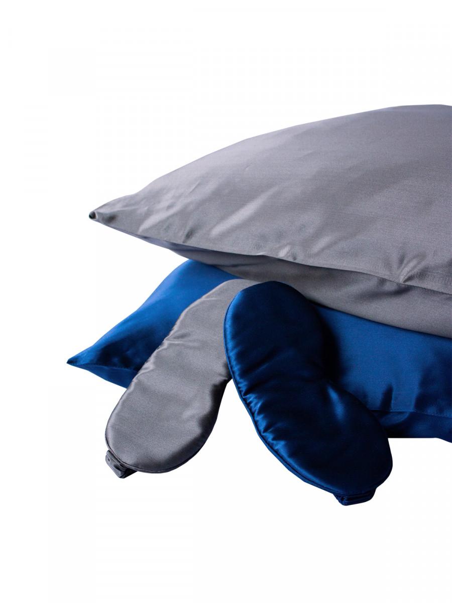 Шелковая бьюти наволочка 50x70 см. 22 момми